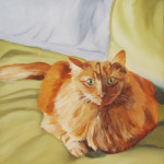 Lufi-Oil-Painting-by-Austin-Artist-Amy-Hillenbrand